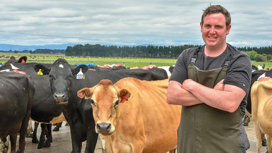 Farmer Richard Tennant
