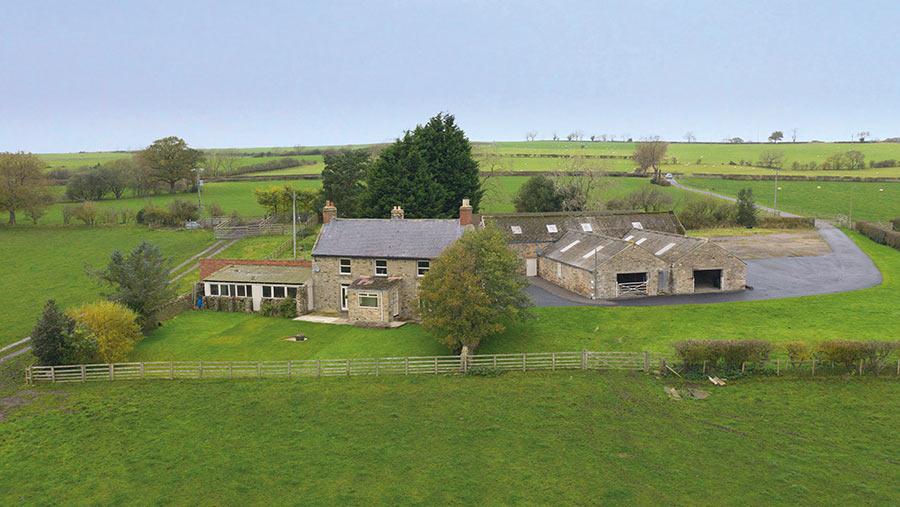 Blakeley Hall Farm