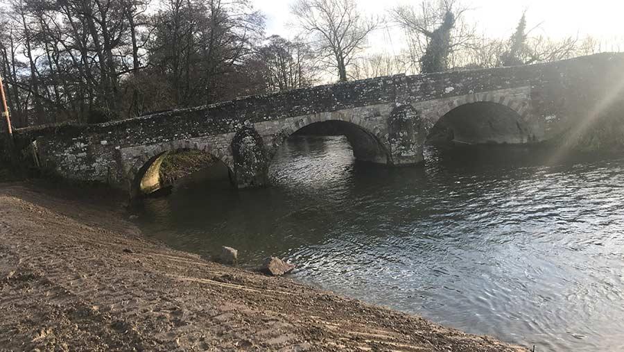 Lugg Green Bridge
