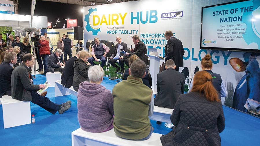 Dairy-Tech 202 talk