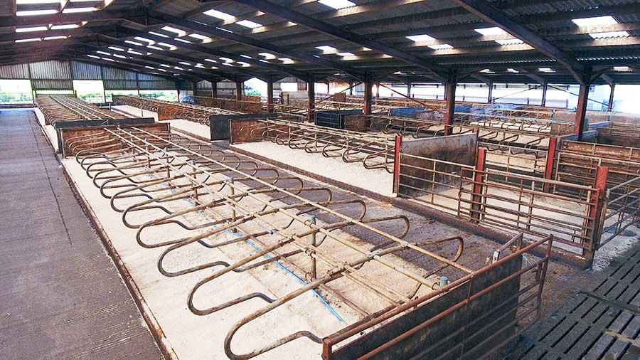 Stoneybrook farm cubicles