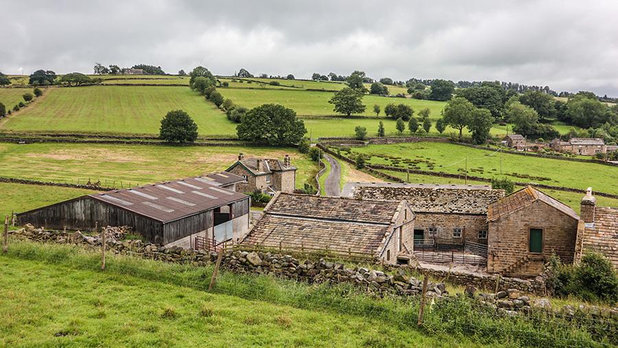 Scow Hall Farmstead