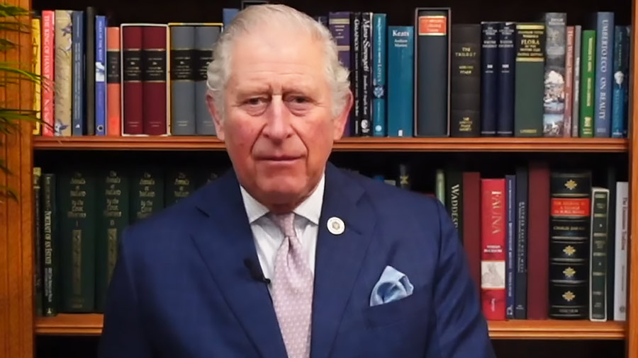 HRH The Prince of Wales © MAG