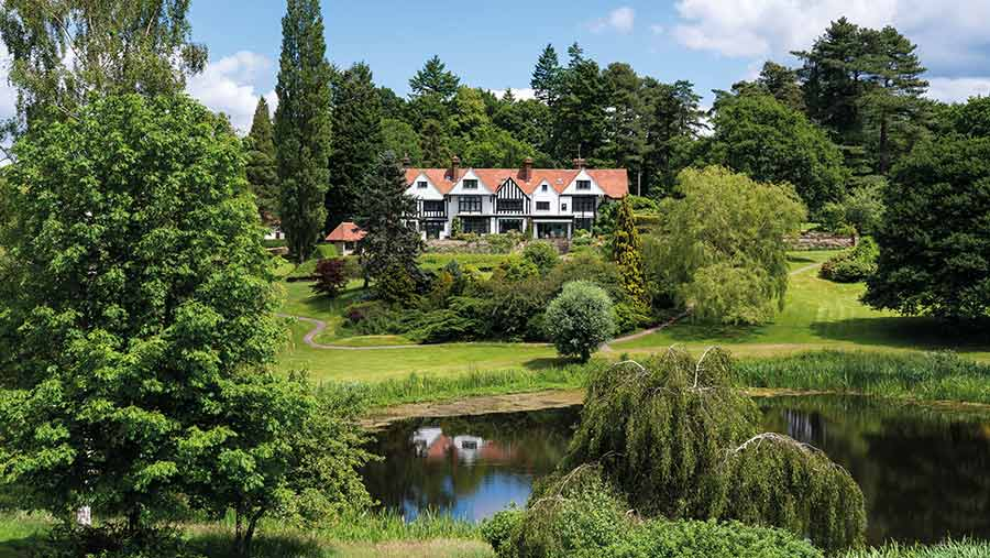 Gotwick Manor, near East Grinstead, East Sussex