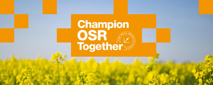 Champion OSR Together ad