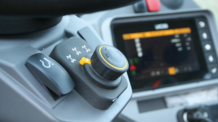 JCB-Hydradig cab