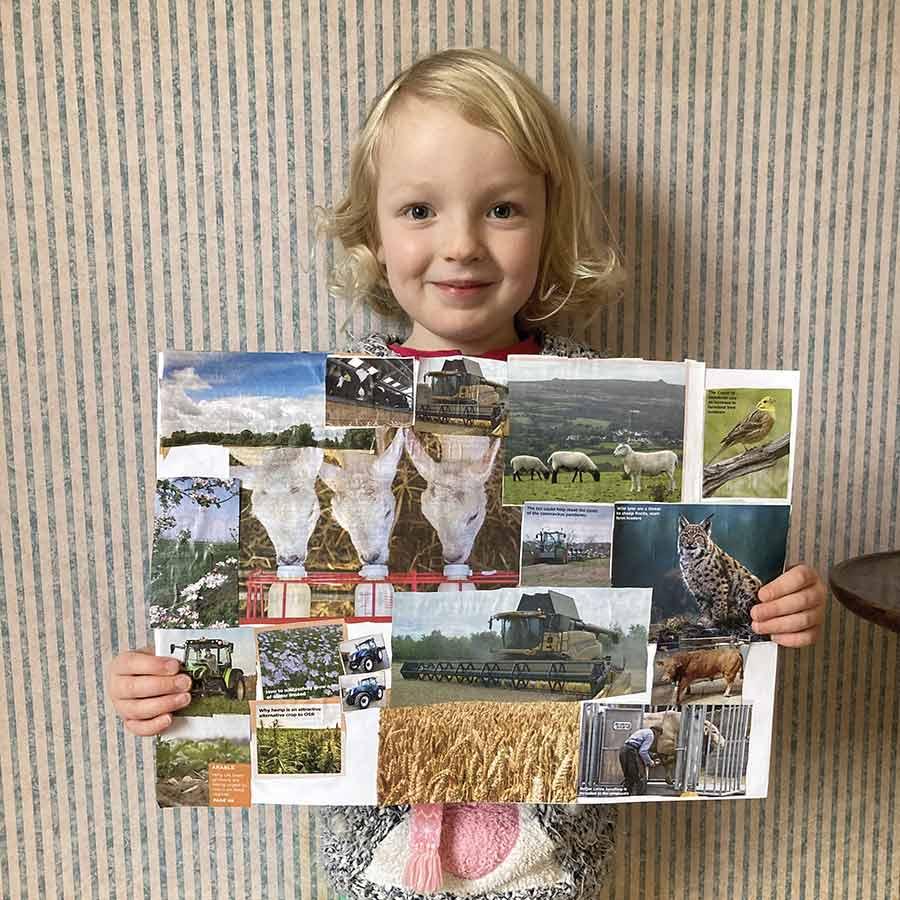 Jessica Passmore collage