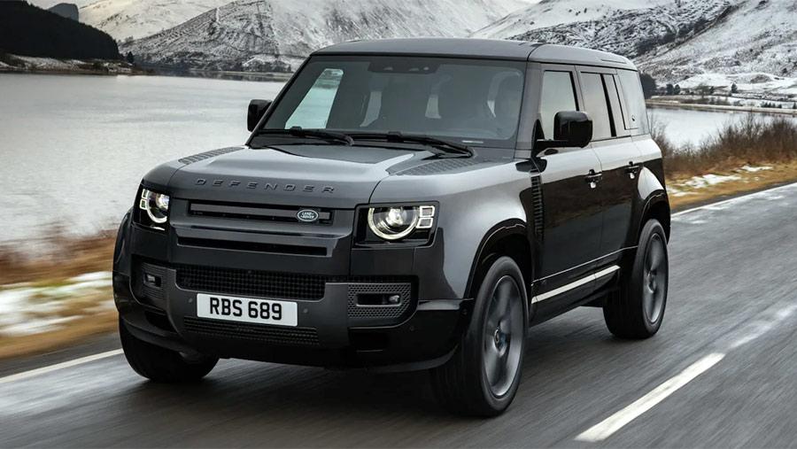 © Land Rover