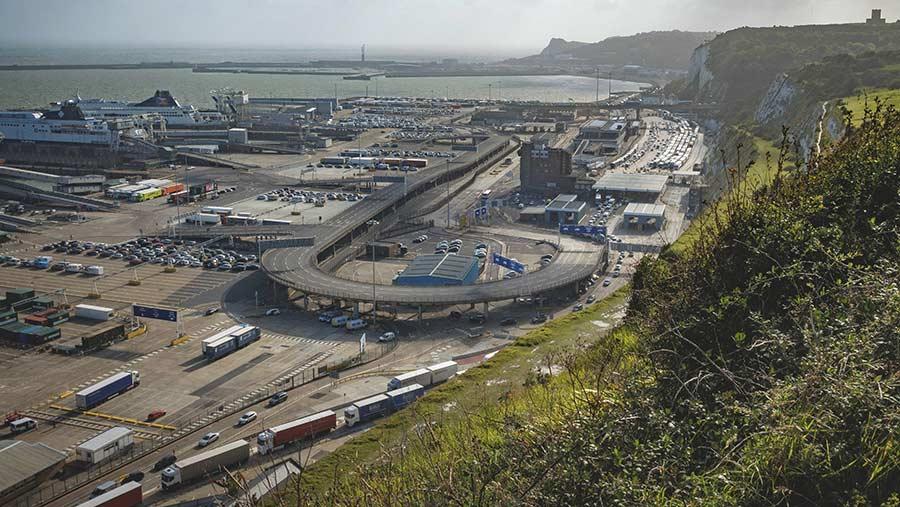 Port of Dover © Adobe Stock