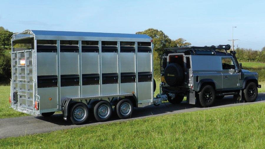 Bateson trailer