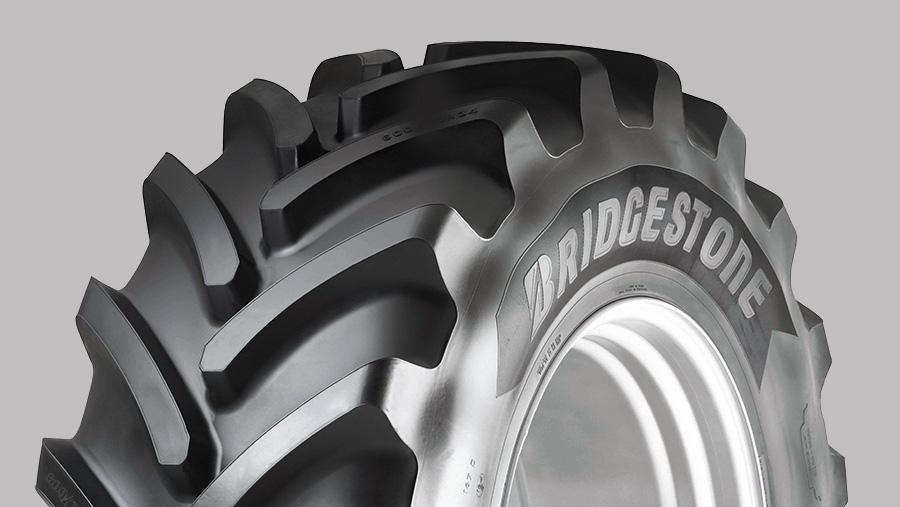 Bridgestone VT-Tractor VF 600/70 R34