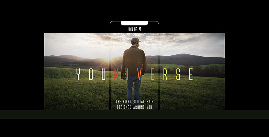Youniverse - the first digital fair designed around you