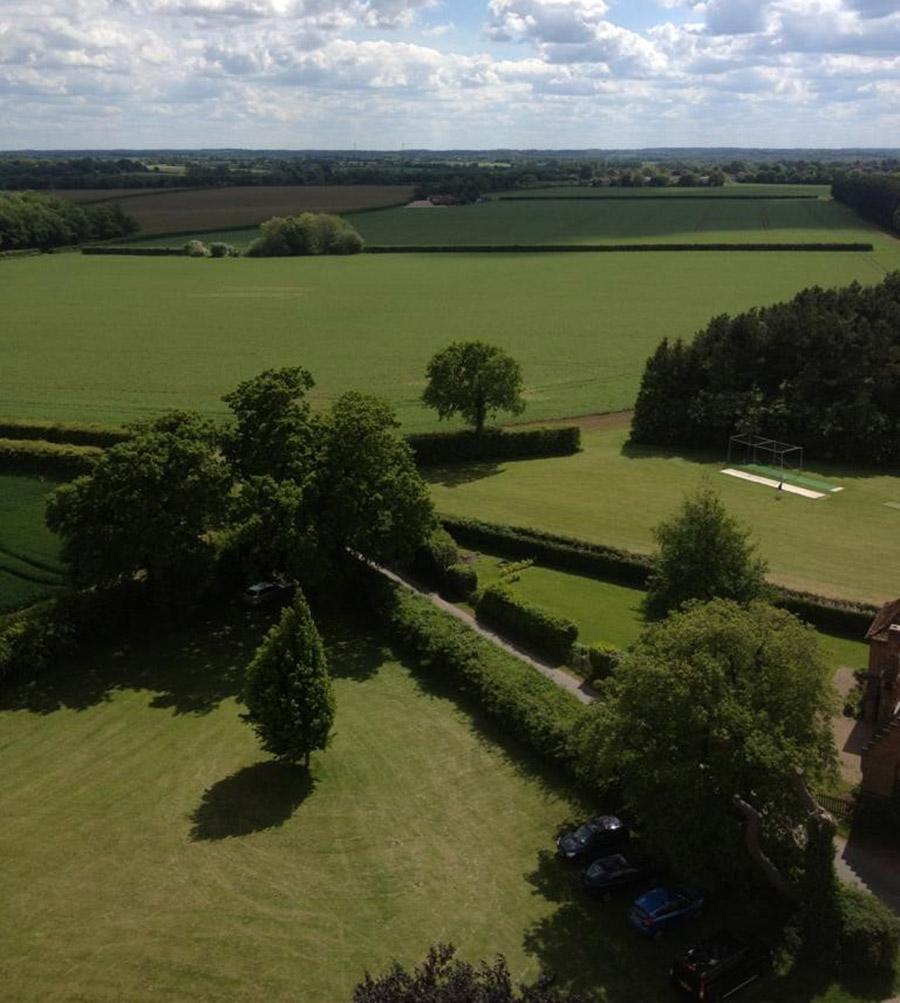Ray Pearce's fields