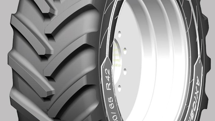 Michelin AxioBib 2 VF 650/65 R42