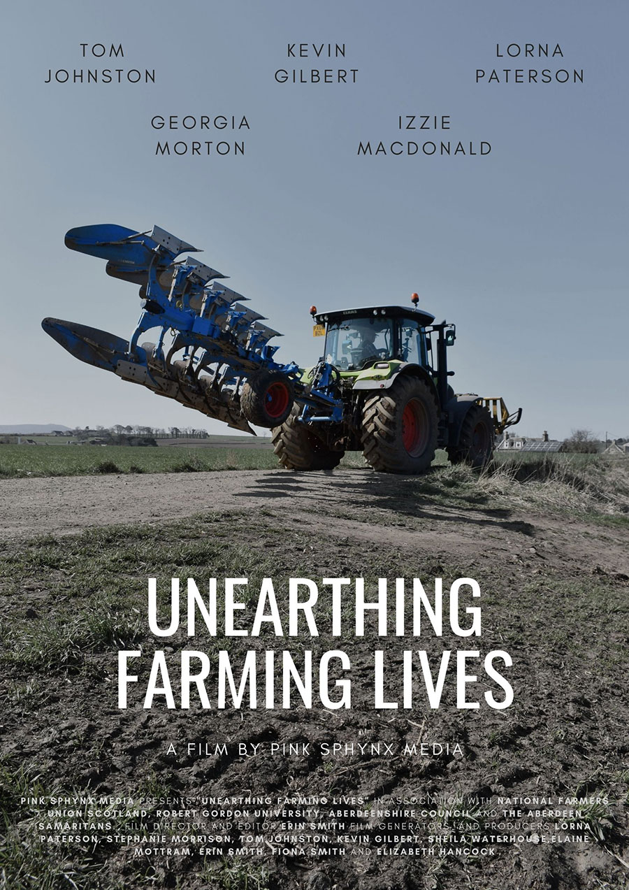 Unearthing Farming Lives poster