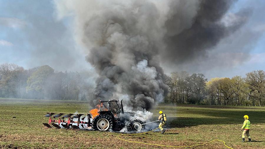 © Cheshire Fire and Rescue Service