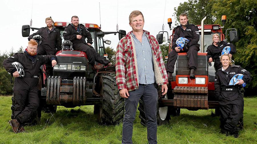© BBC Three / BBC Northern Ireland