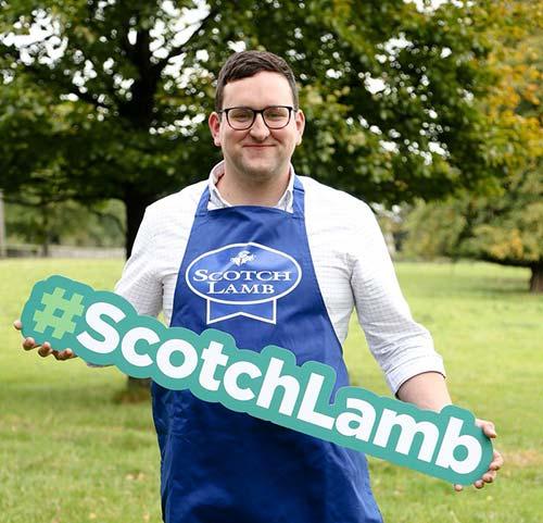 Farmer Johnathan Sloan