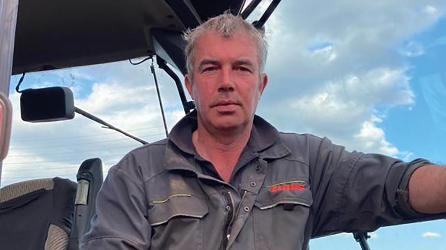 Farmer Stuart Annand