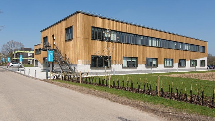 AHDBB headquarters in Stoneleigh © Tim Scrivener