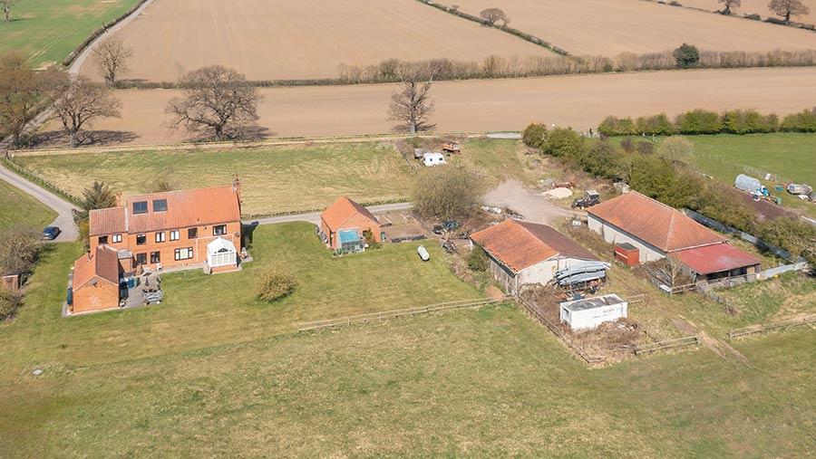 Cowslip Hill Farm, near Dunnington, within the Vale of York