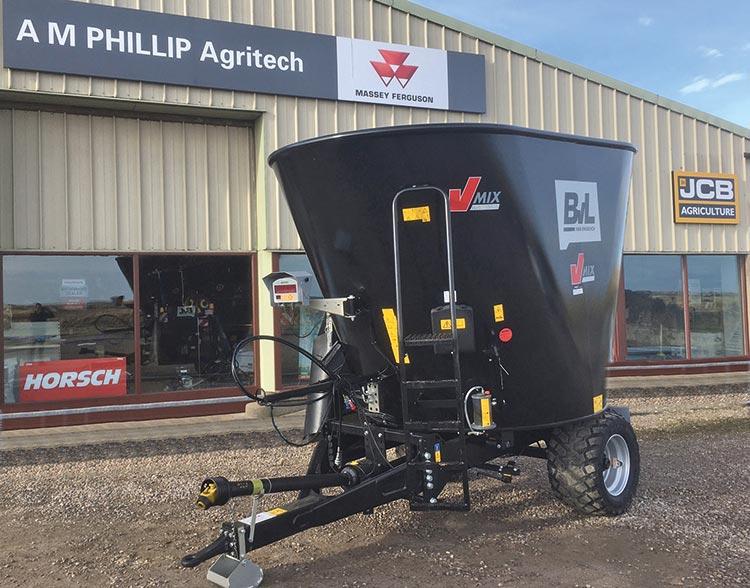 AM Phillip Agritech dealership