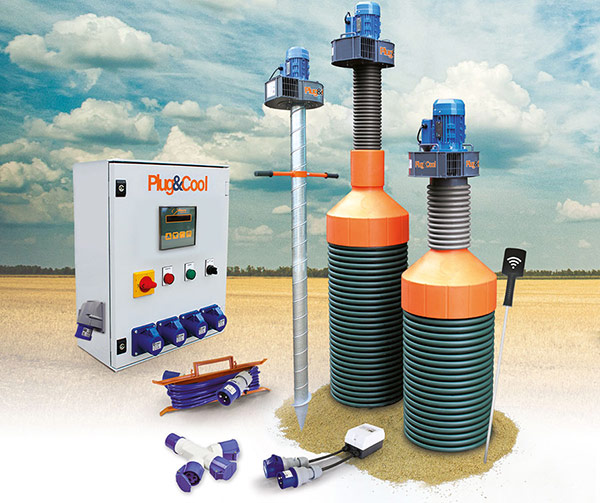 BDC System's Plug and Cool products