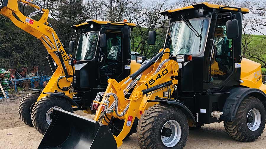 Caiserex loaders