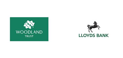 Woodland Trust and Lloyds Bank