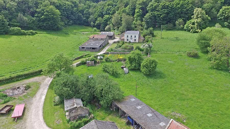 Prospect House Farm, near Suffield