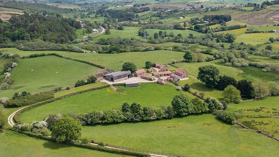 Scalefoot Farm, near Whitby