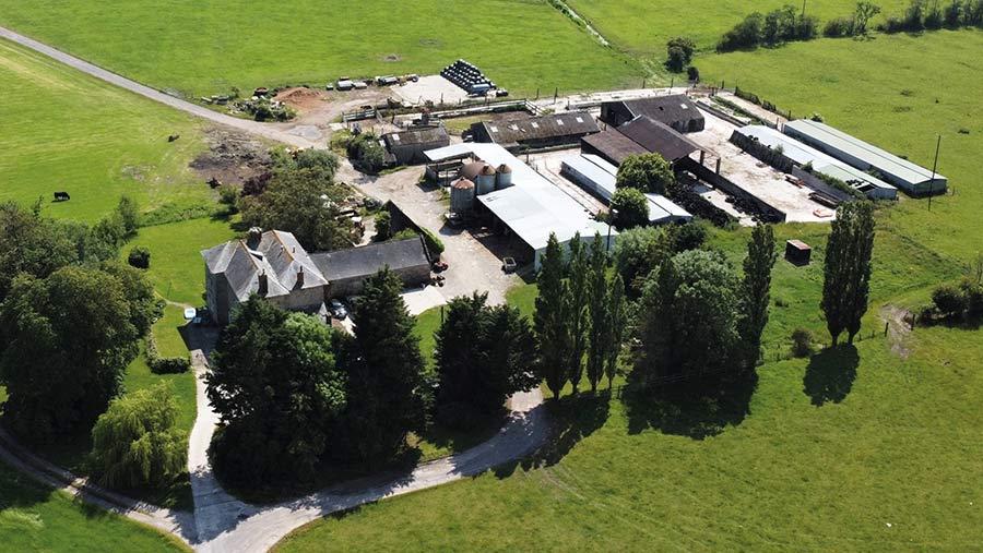 Totney Farm, near Wedmore