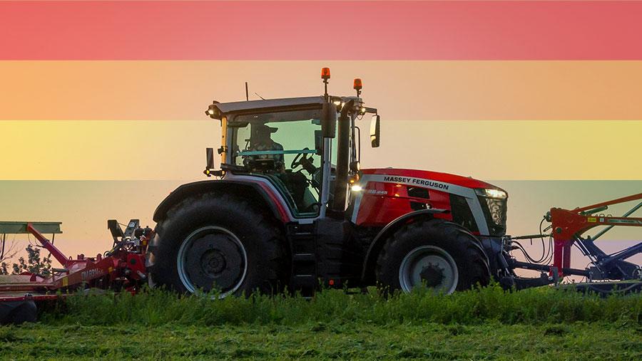 Pride in Farming Tractor Design Competition