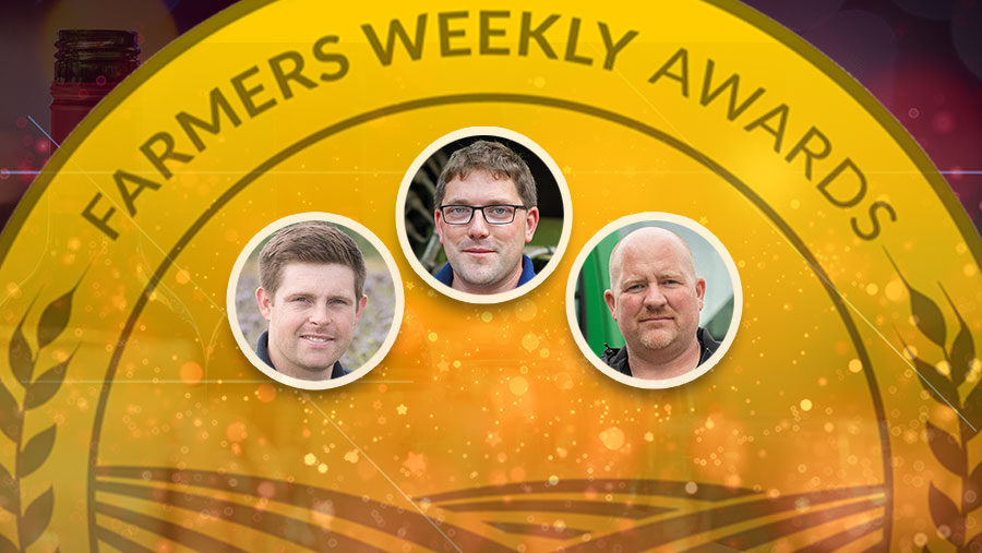 Farmers Weekly Awards 2021 Contractor of the Year finalists