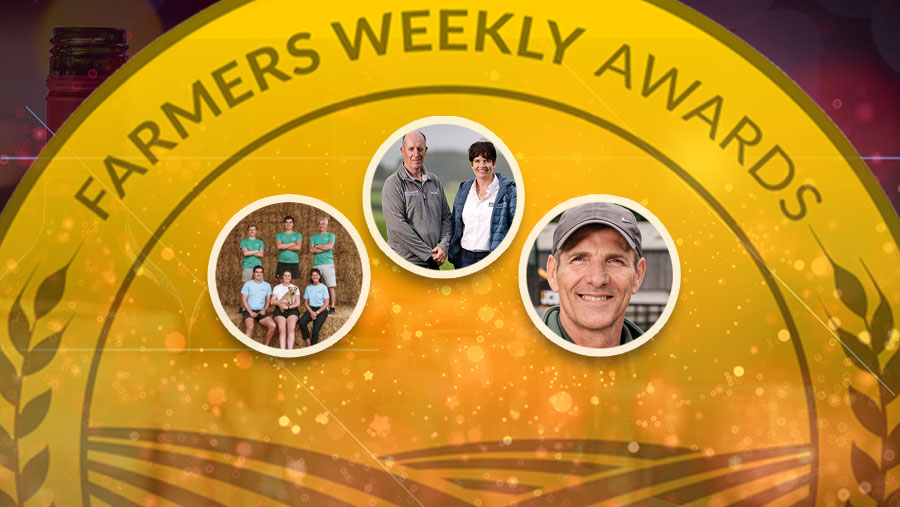 FW Awards 2021 - Mixed Farmer finalists