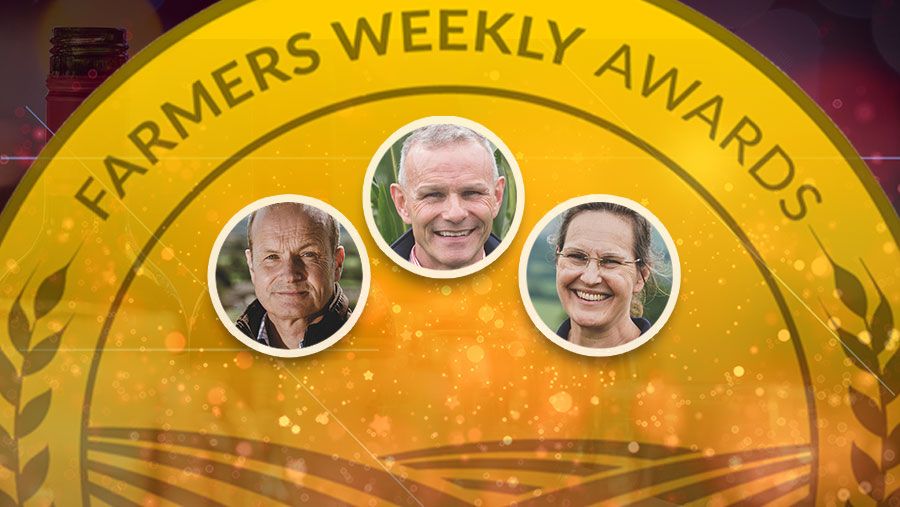 Farmers Weekly Awards 2021 Livestock Adviser of the Year finalists