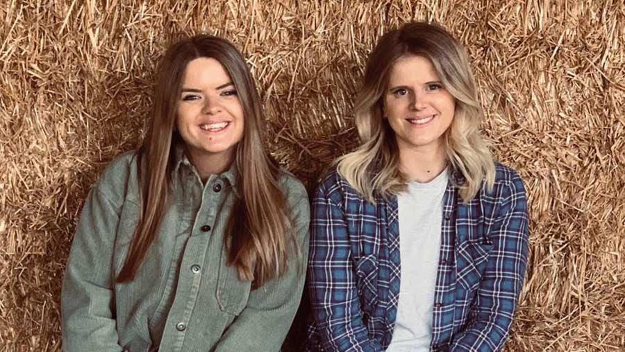 Amy and Lucy Bradley © Amy Bradley