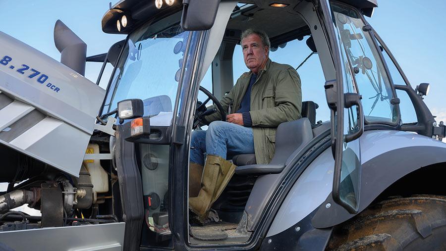 Jeremy Clarkson, Farmers Weekly Awards 2021 Farming Champion © Amazon Prime Video