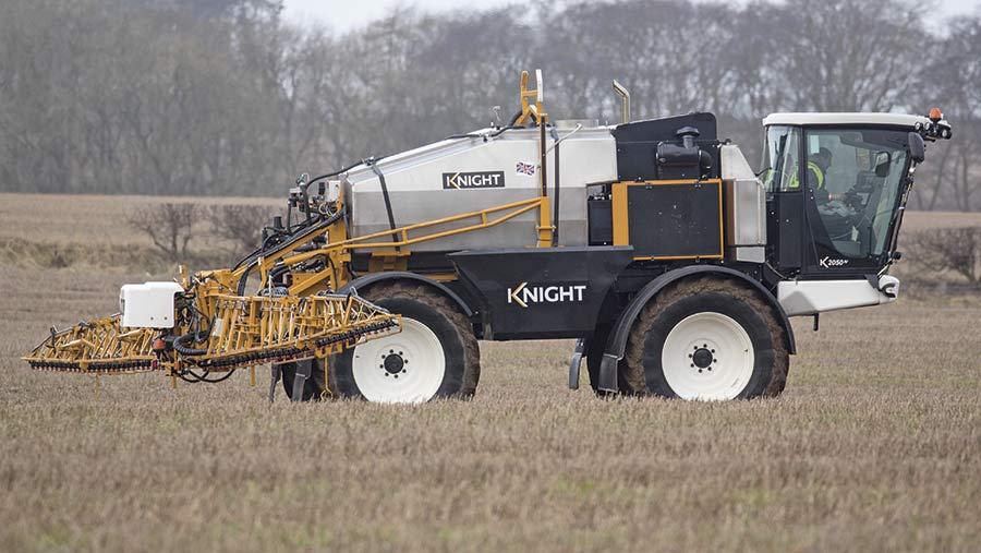 Knight 2050