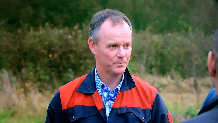 Robert Neill on Top Gear