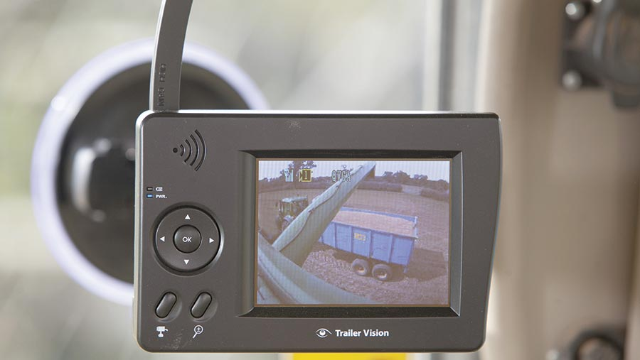 Trailer Vision Digi View monitor