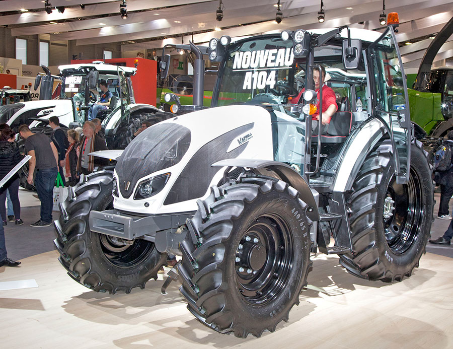 A Valtra A series tractor