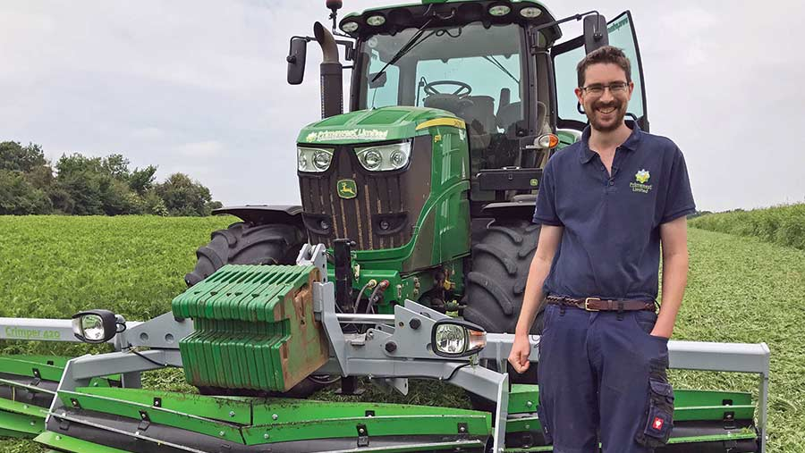 Farmer James Alexander