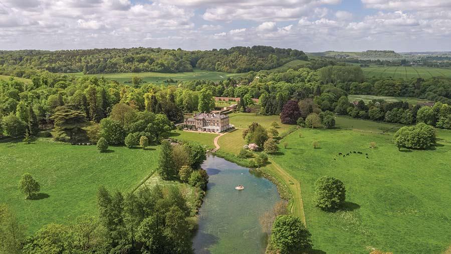 Hexton Manor Estate
