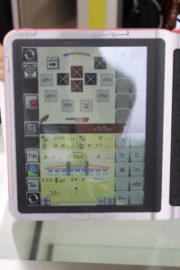 A Tellus Pro touchscreen