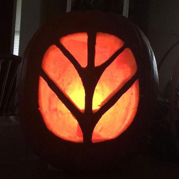 New Holland pumpkin