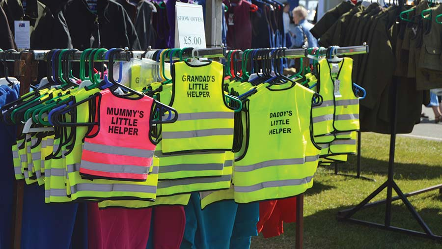 Hi-viz vests on sale
