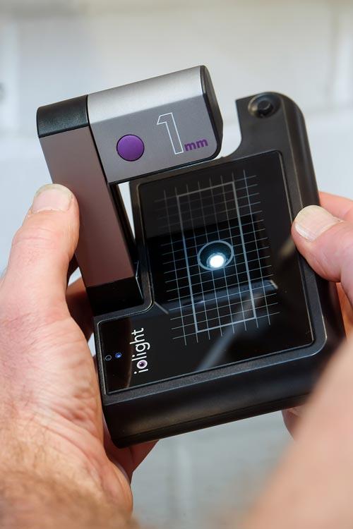 ioLight field microscope