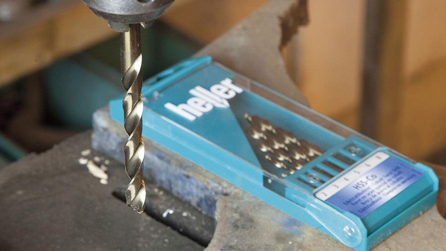 Heller cobalt drill bit set