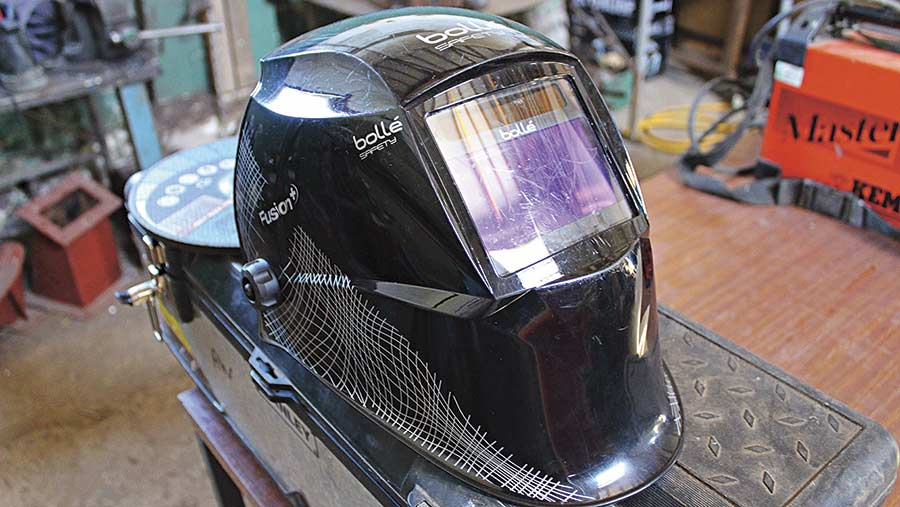 Quality welding mask